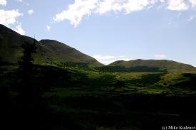 mountain backshadow